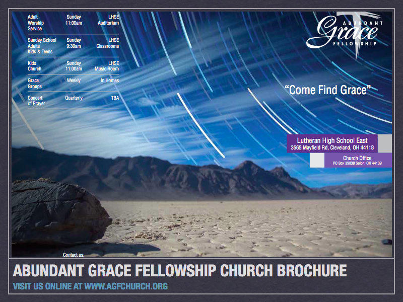 AGF CHURCH BROCHURE 1.001